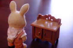 リカちゃん人形・シルバニアファミリー人形の収納で困ること