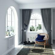 模様替えにフランフランのカーテンがおすすめ!かわいい部屋の第一歩♡