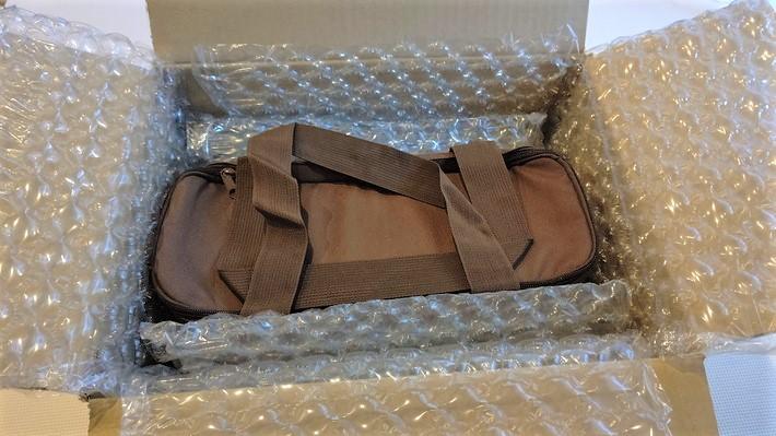 リンツ2021福袋 15490円_箱の中