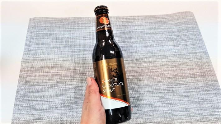 サンクトガーレンチョコビール_オレンジチョコレートスタウト