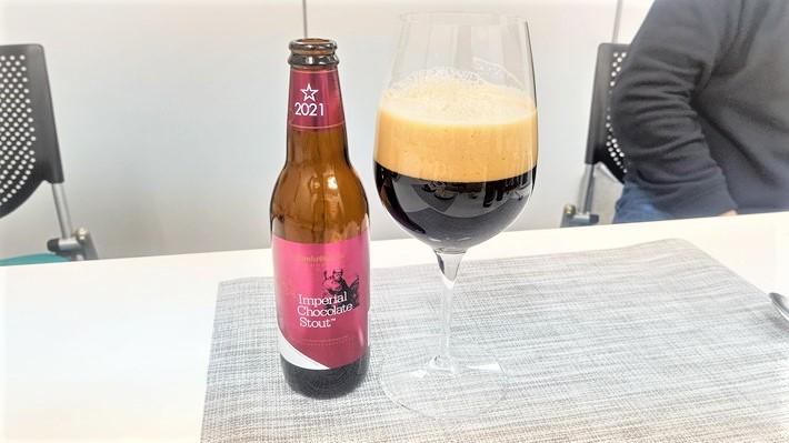 サンクトガーレンチョコビール_インペリアルチョコレートスタウト