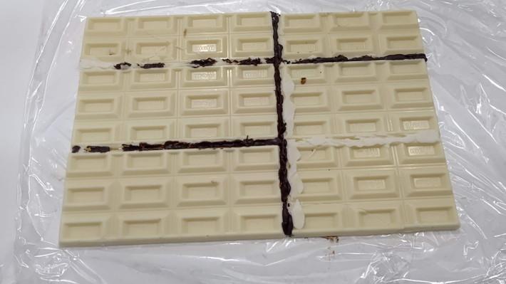 チョコのおうち土台
