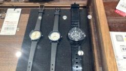 ナノ・ユニバース_時計