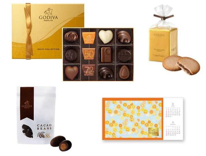 ジョイフルセット チョコレートアソート 2021年7~8月