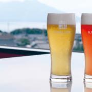 鹿児島のクラフトビール「桷志田ブルワリー 桷志田レッドエール」は、コレステロールを下げる作用がある紅麹を加えた色鮮やかなビール!